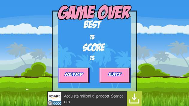 Pig invaders apk screenshot
