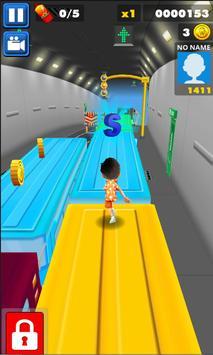 Subway Mutiplayer Runner apk screenshot