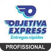 Objetiva Express - Profissional icon