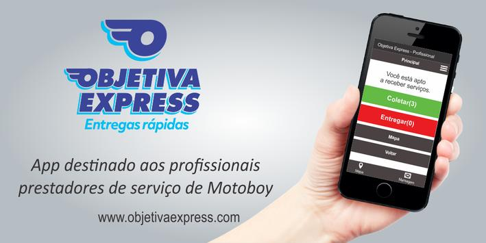 Objetiva Express - Profissional apk screenshot