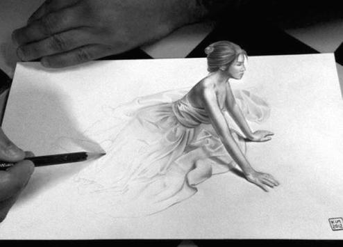 learn to draw 3d 3d drawing tutorial apk download free art