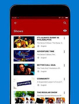 New Mobdro Tv Online Reference 2018 Tutor screenshot 1