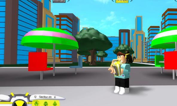 Tips of BEN 10 & EVIL BEN 10 roblox screenshot 4