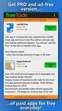 FreeToide - Paid Apps for Free apk screenshot