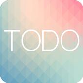 Bright TODO icon