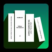 reader PocketBook - pdf, epub,fb2, mobi, audio mp3 icon