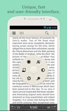 PocketBook reader  - pdf, epub, fb2, mobi, audio poster