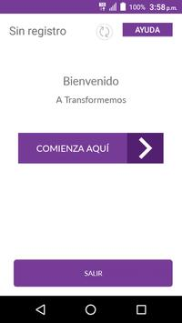 Transformemos screenshot 1
