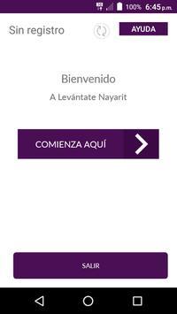 Levántate Nayarit screenshot 1