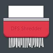 SHREDDER : Permanent Delete - Safe & Secure Erase أيقونة
