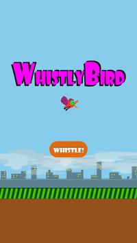 Whistly Bird poster