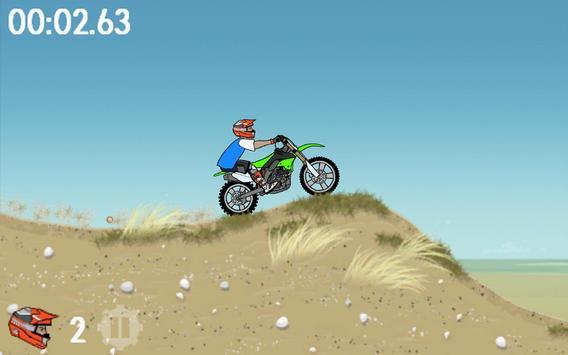 Moto X Mayhem Free screenshot 1