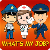 Occupation Learning For Kids icon