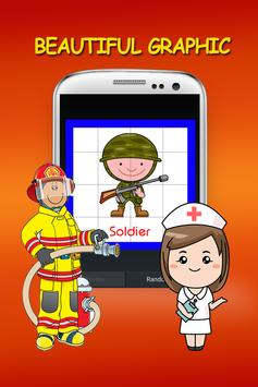 Occupation Learning For Kids screenshot 2