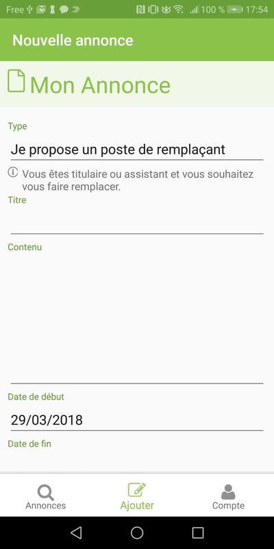 Klib Les Petites Annonces Entre Kines For Android Apk Download