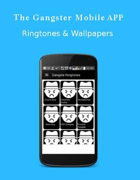 Gangster Ringtones/ Wallpapers poster