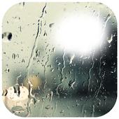 Beautiful Rain PhotoFrame icon