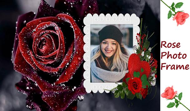 Rose Photo Frame screenshot 4