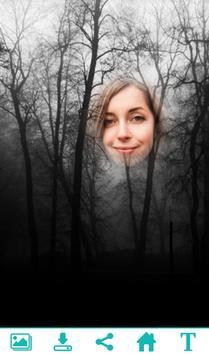 Dark Forest PhotoFrame apk screenshot