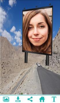 Highway Photo Hoarding poster
