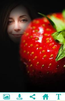 Strawberry Photo Frame screenshot 1