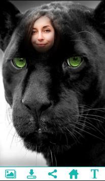 Panther Photo Frame apk screenshot