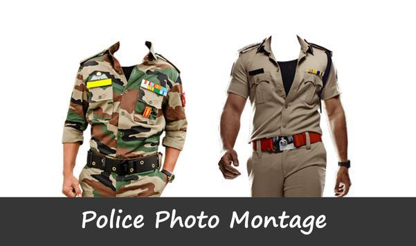 Police Photo Montage screenshot 7