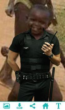 Police Photo Montage apk screenshot