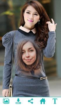 Tshirt Insta PhotoFrame apk screenshot