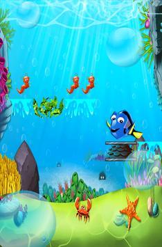 Dory's Adventures In The Ocean apk screenshot