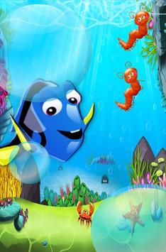 Dory's Adventures In The Ocean poster