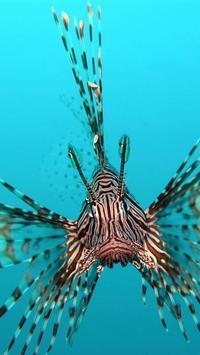 Ocean Fish Live Wallpaper poster