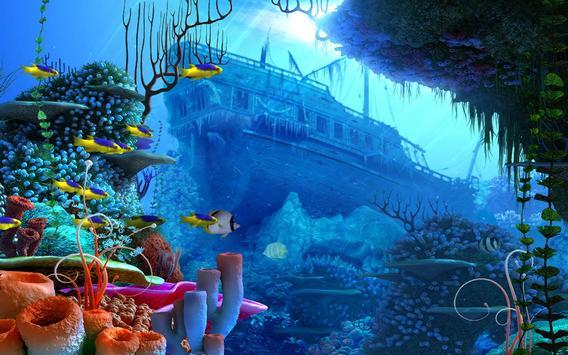Ocean Fish Live Wallpaper screenshot 6