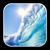 Beauty of Oceans Wallpaper icon