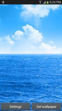 Ocean Live Wallpaper apk screenshot