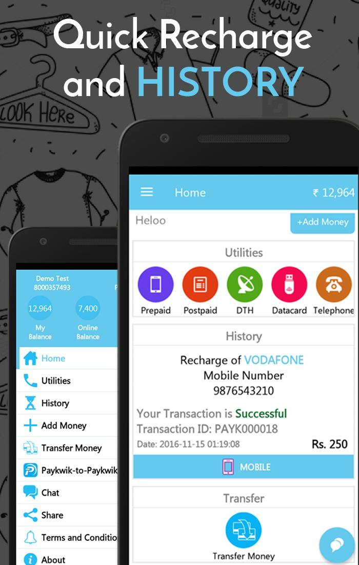 Recharge,Bill Payment Wallet for Android - APK Download