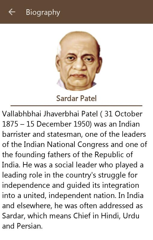 sardar patel quotes hindi apk download   free books amp reference app for android apkpure