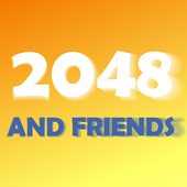 2048 and Friends icon