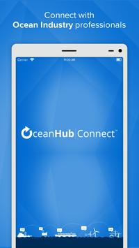 OceanHub Connect poster
