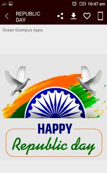 Gif republic day greeting card wish indian flag 3d for android apk gif republic day greeting card wish indian flag 3d screenshot 2 m4hsunfo
