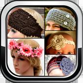 DIY Headbands Baby Flower Wedding Home Craft Ideas icon