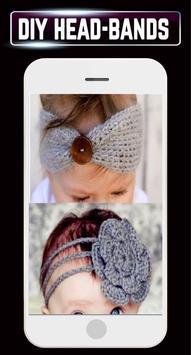 DIY Headbands Baby Flower Wedding Home Craft Ideas screenshot 1