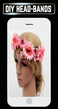 DIY Headbands Baby Flower Wedding Home Craft Ideas screenshot 2