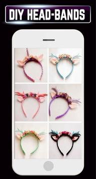 DIY Headbands Baby Flower Wedding Home Craft Ideas screenshot 4