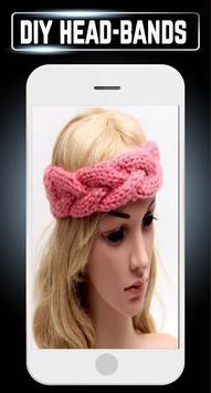 DIY Headbands Baby Flower Wedding Home Craft Ideas screenshot 5