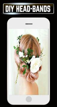 DIY Headbands Baby Flower Wedding Home Craft Ideas screenshot 6