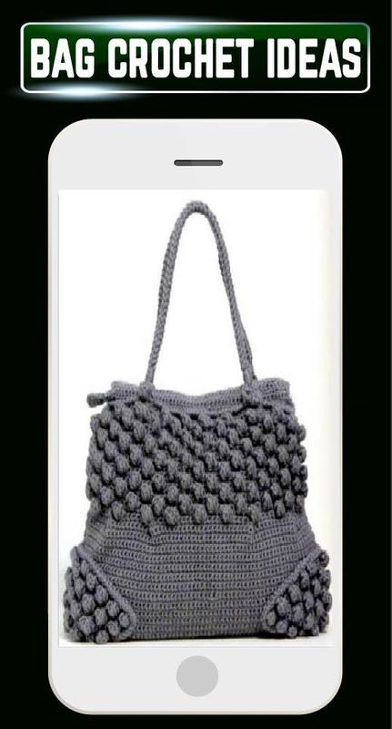 DIY Crochet Bags Purse Patterns Stitch Knit Home Descarga APK ...