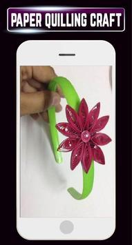 DIY Paper Quilling Making Home Ideas Designs craft apk screenshot