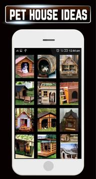DIY Pet House Dog Cat Home Ideas Designs Gallery poster