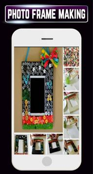 DIY Photo Frame Making Recycled Home Ideas Designs screenshot 1